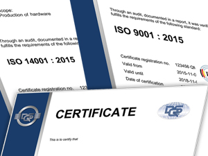 Certification Standards